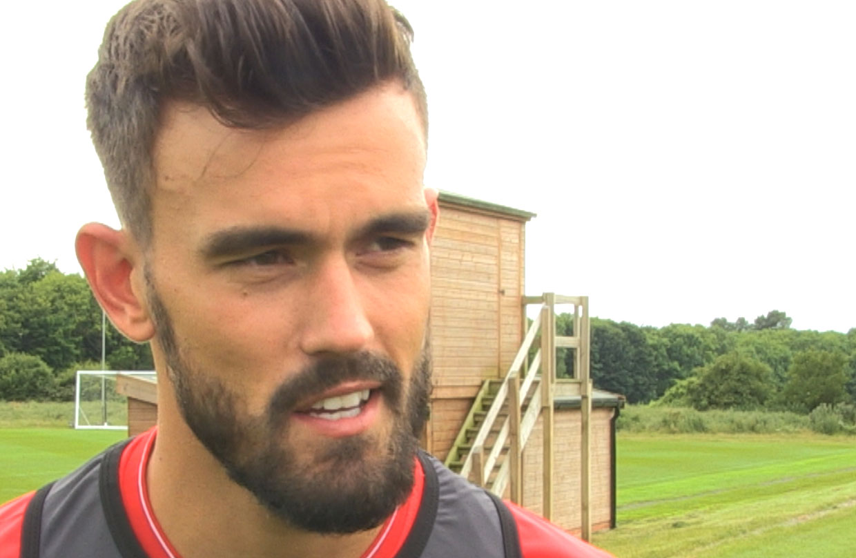 Video: Marlon Pack - First Day Back thumbnail