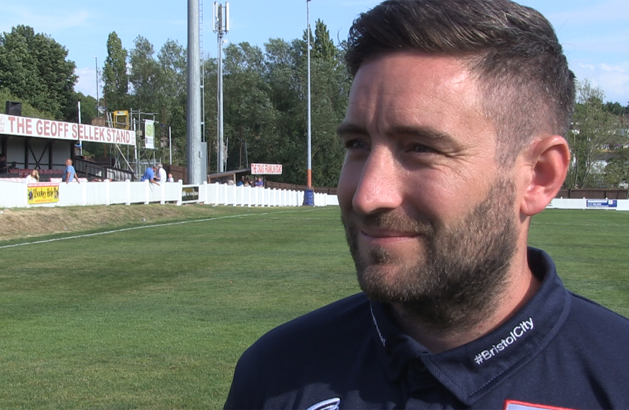 Video: Lee Johnson Post-Manor Farm away thumbnail
