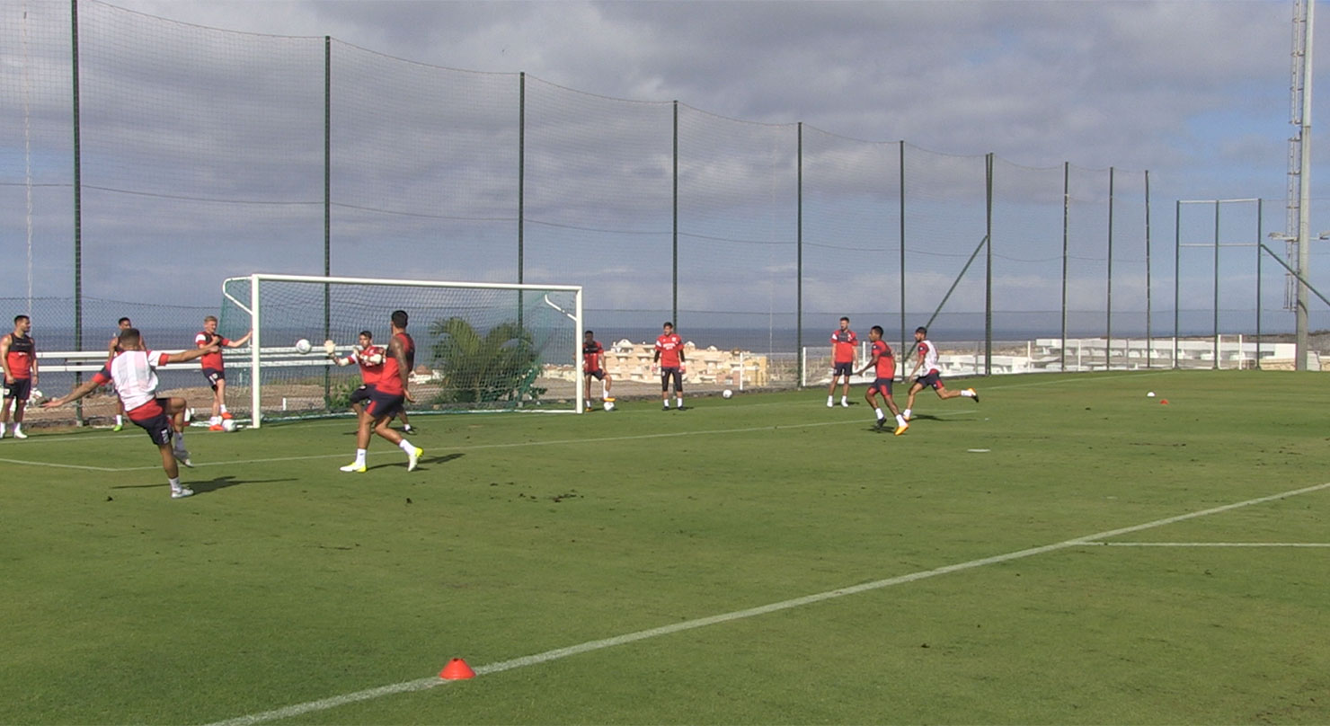 Tenerife Tour: Day Four Training thumbnail