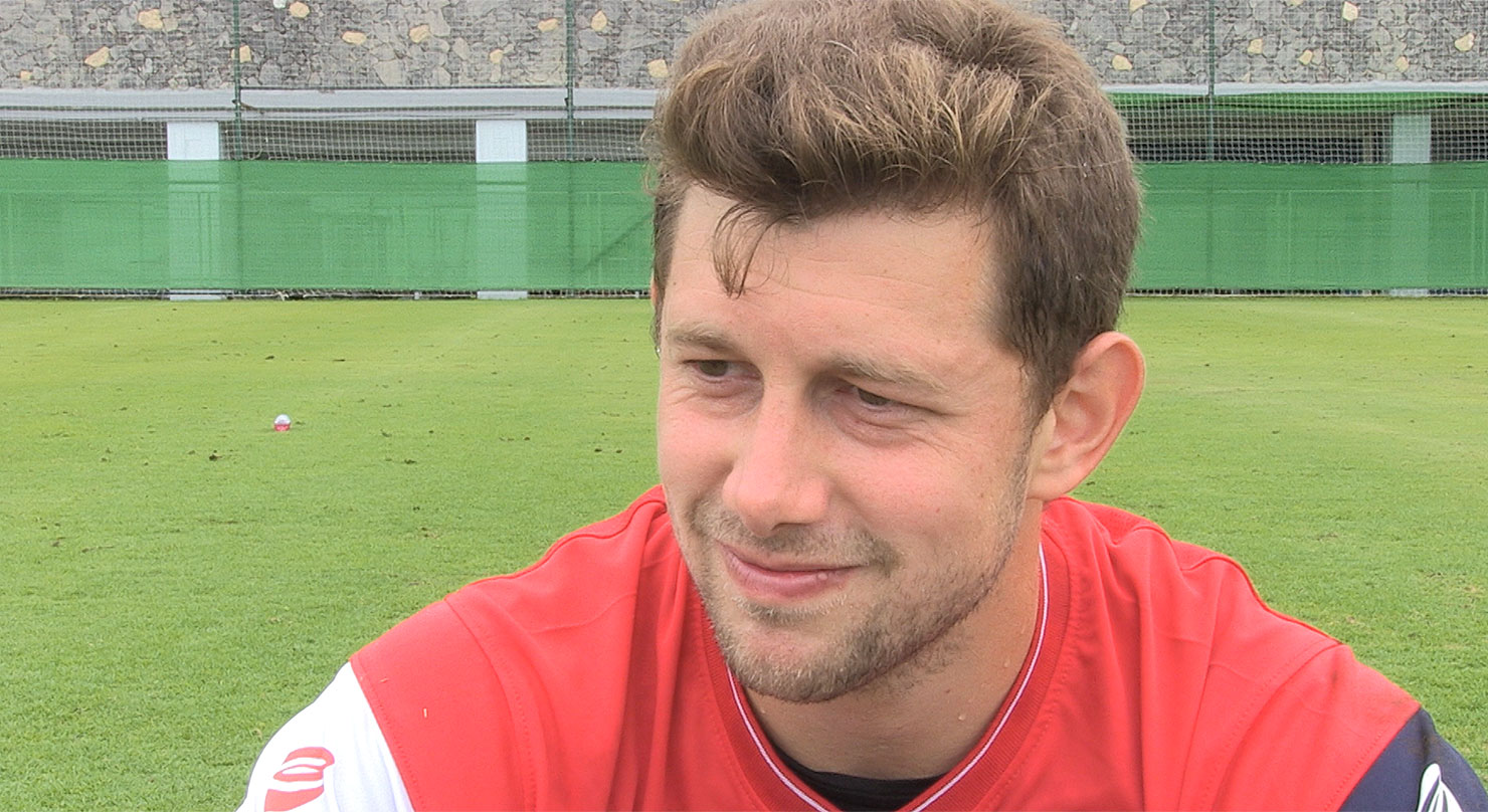 Tenerife Tour: Frank Fielding exclusive interview thumbnail