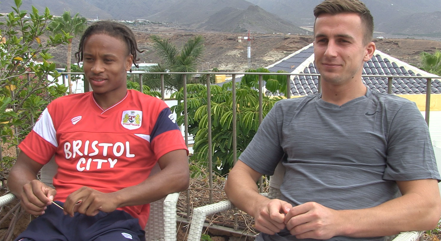 Tenerife Tour: Team-mates with Joe Bryan & Bobby Reid thumbnail