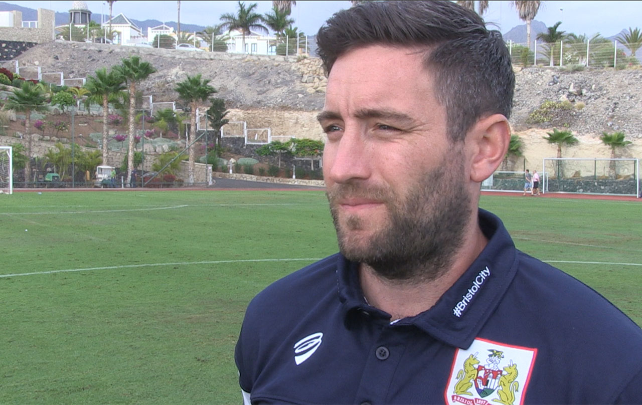 Video: Lee Johnson Post-Atletico Union Guimar thumbnail