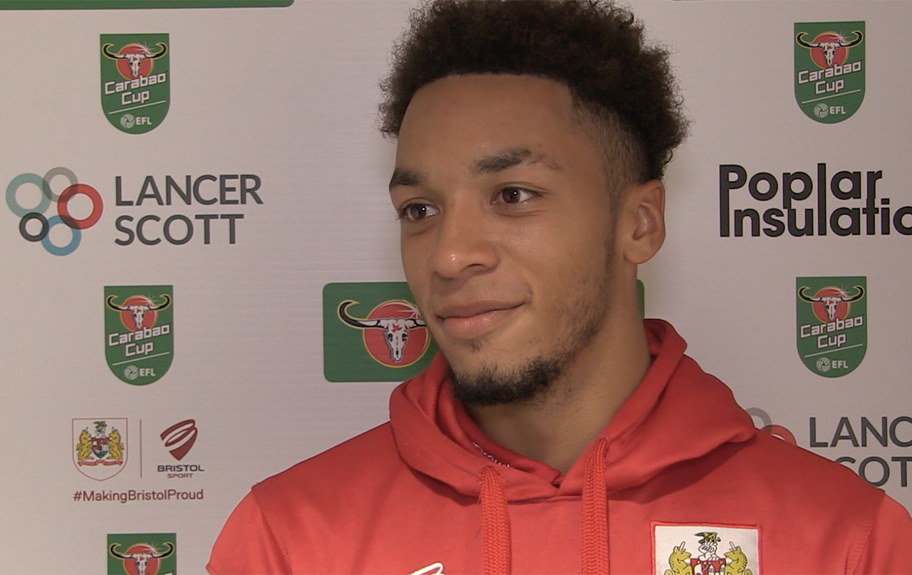 Video: Freddie Hinds Post-Plymouth Argyle home thumbnail
