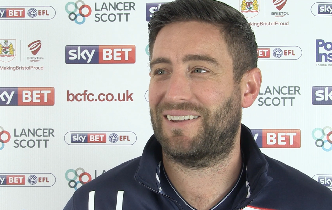 Video: Lee Johnson Pre-Birmingham City away thumbnail