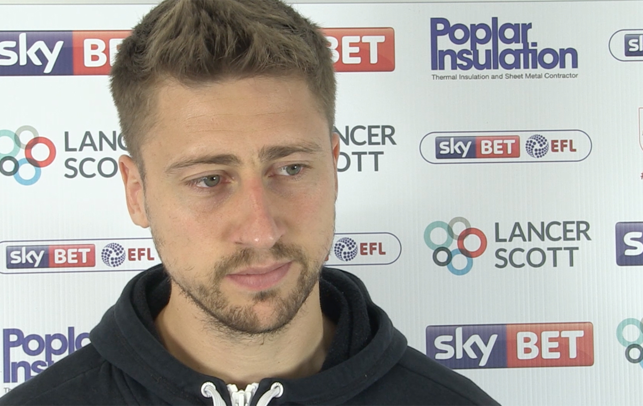 Video: Jens Hegeler Pre-Birmingham City away thumbnail