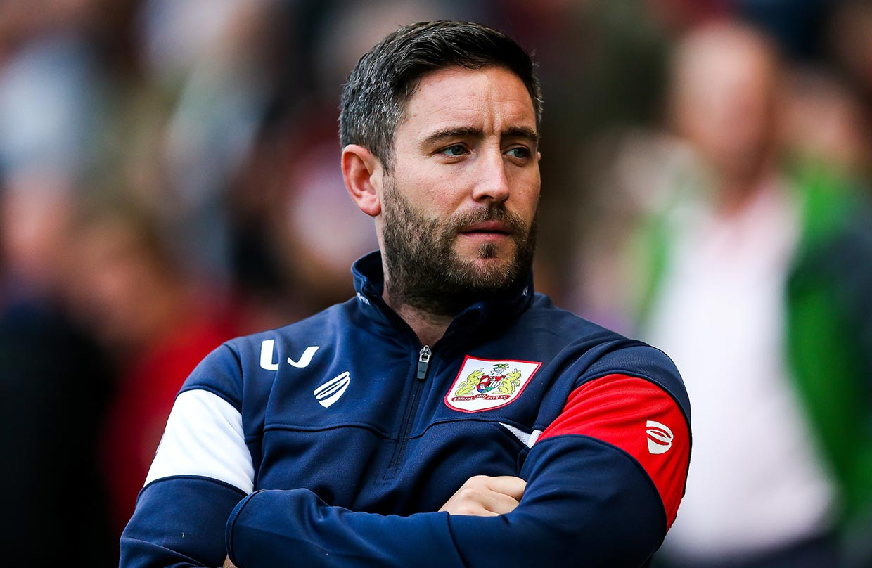 Lee Johnson Pre Birmingham City away press conference thumbnail