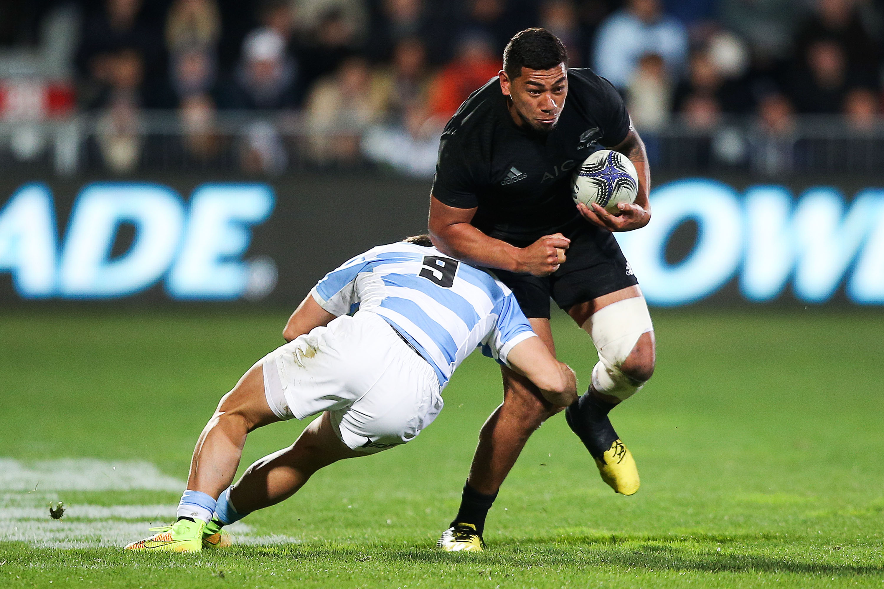 Bristol Rugby sign All Black's Charles Piutau
