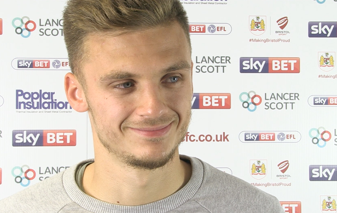 Video: Jamie Paterson Pre-Brentford away thumbnail