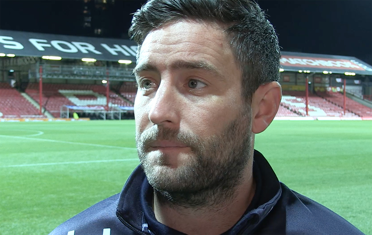 Video: Lee Johnson Post-Brentford away thumbnail