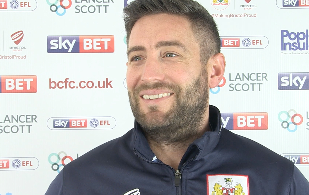 Video: Lee Johnson Pre-Millwall home thumbnail