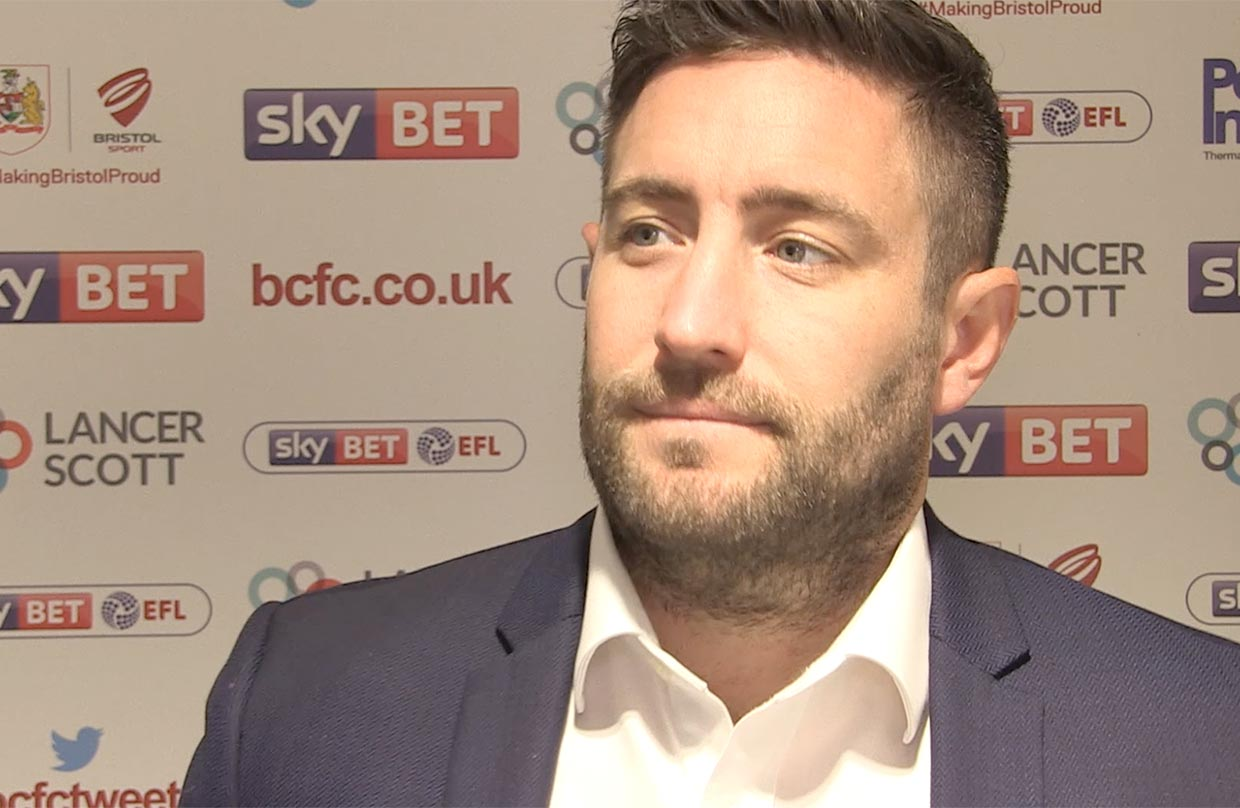 Video: Lee Johnson Post-Millwall home thumbnail