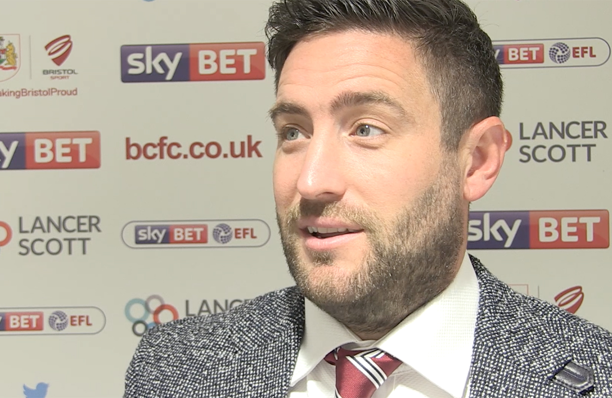 Video: Lee Johnson Post-Aston Villa home thumbnail