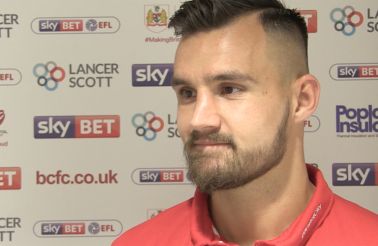 Video: Bailey Wright Post-Aston Villa home thumbnail