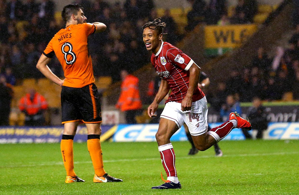 Extended: Wolves 3-3 Bristol City thumbnail
