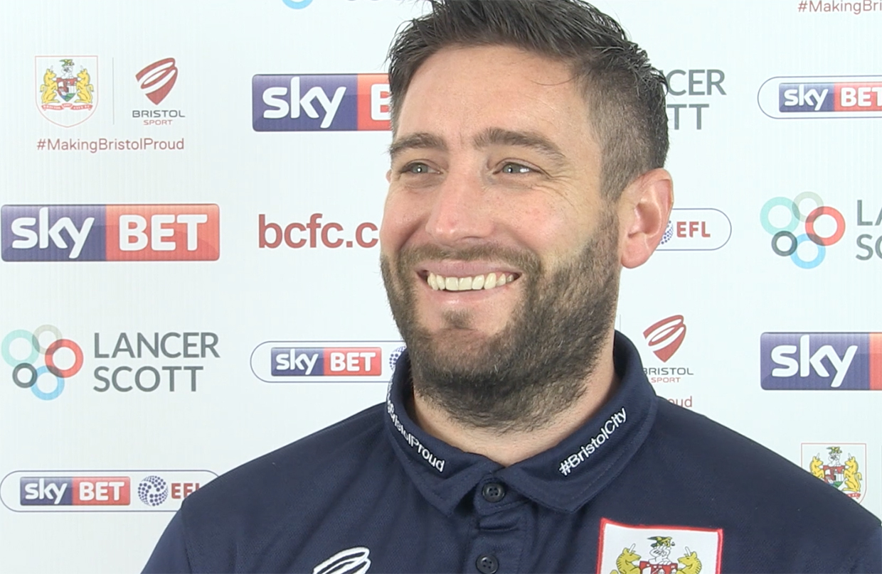 Video: Lee Johnson Pre-Derby County home thumbnail