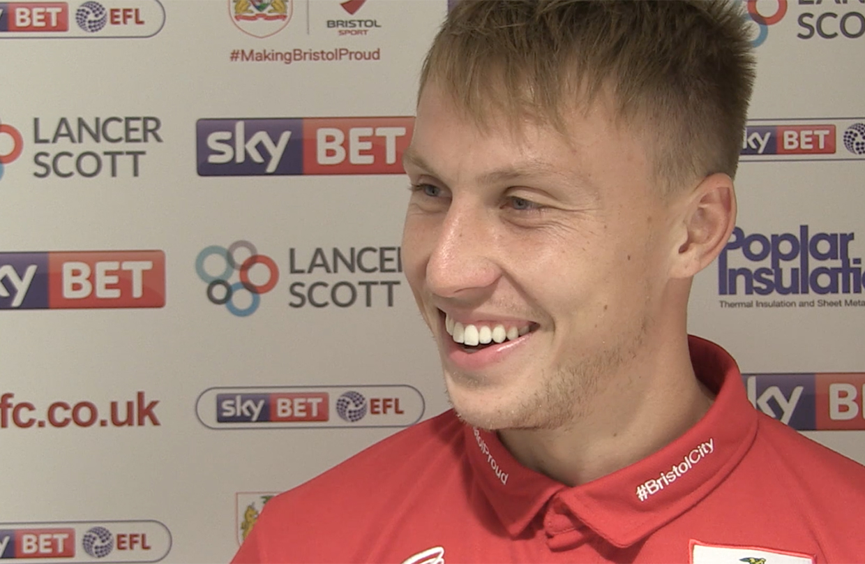 Video: Cauley Woodrow Post-Derby County home thumbnail