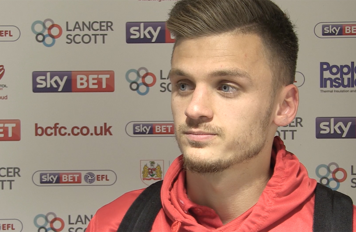 Video: Jamie Paterson Post-Derby County home thumbnail