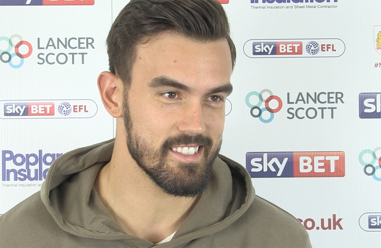 Video: Marlon Pack Pre-Stoke City home thumbnail