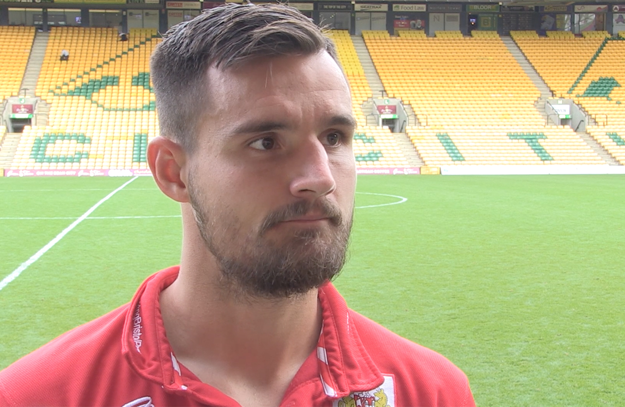 Video: Bailey Wright Post-Norwich City away thumbnail