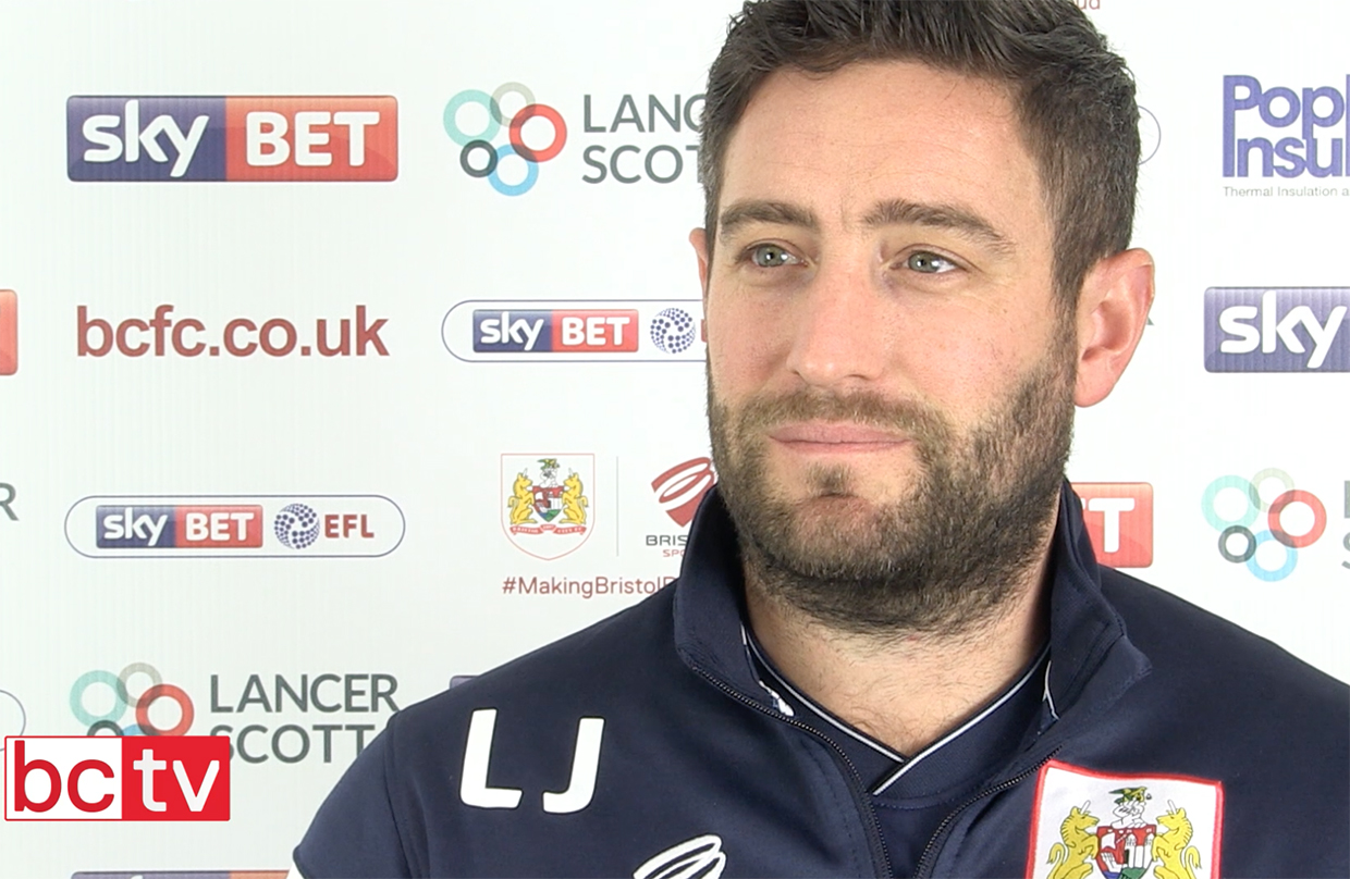 Video: Lee Johnson Pre-Burton Albion home thumbnail