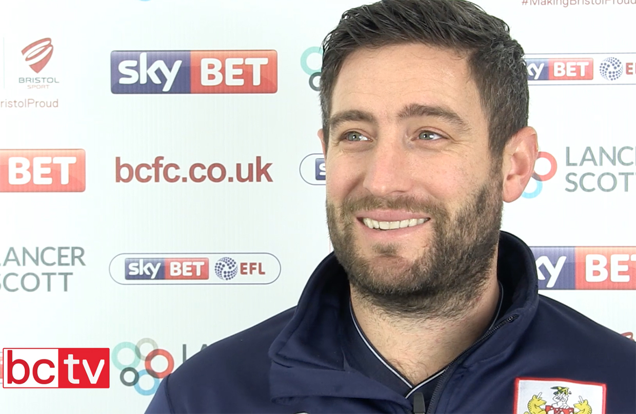 Video: Lee Johnson Pre-Leeds United home thumbnail