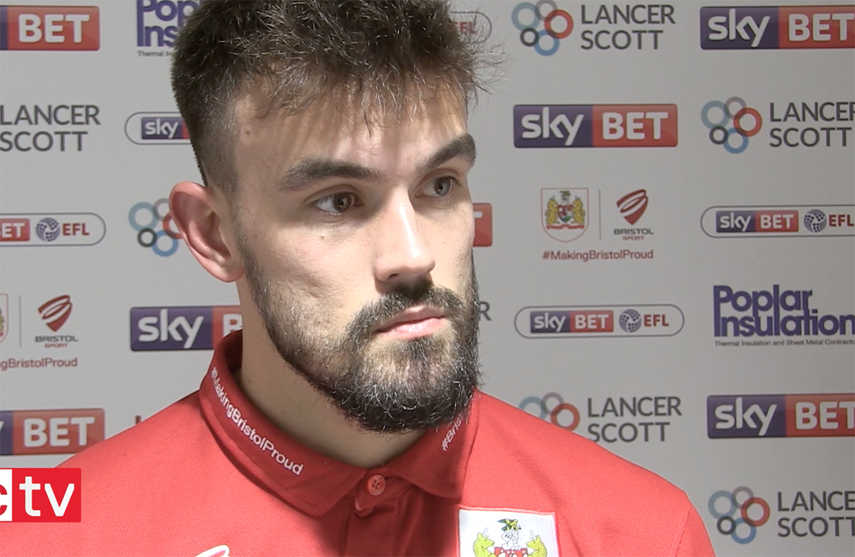 Video: Marlon Pack Post-Leeds United home thumbnail