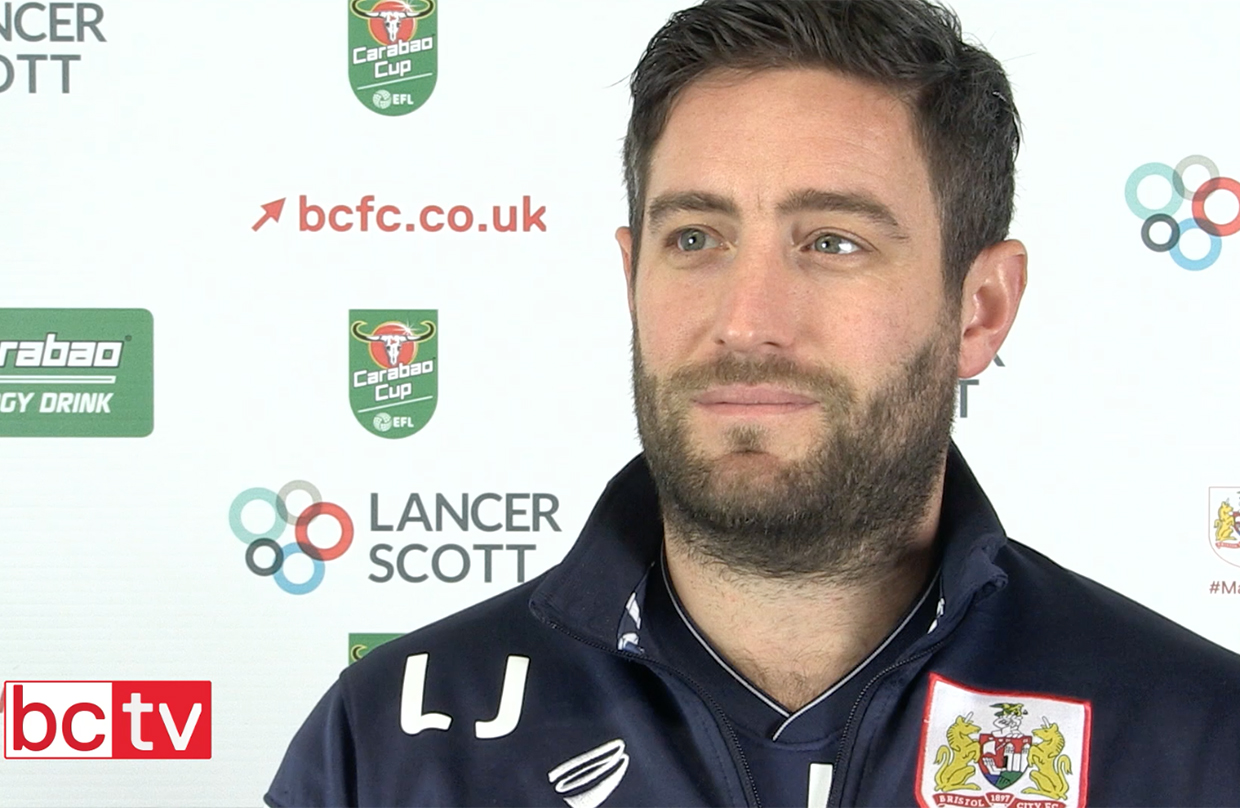 Video: Lee Johnson Pre-Crystal Palace home thumbnail