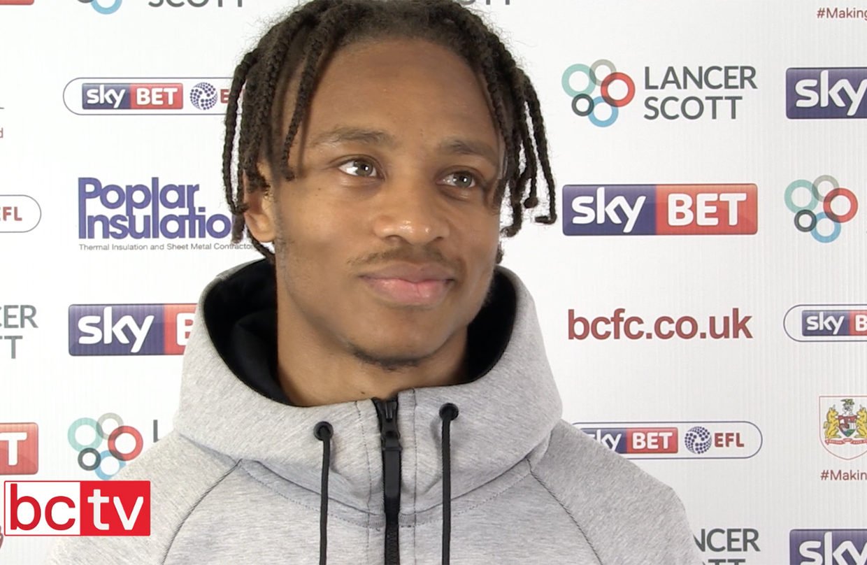 Video: Bobby Reid Pre-Fulham away thumbnail