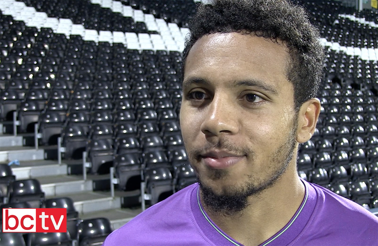 Video: Korey Smith Post-Fulham away thumbnail