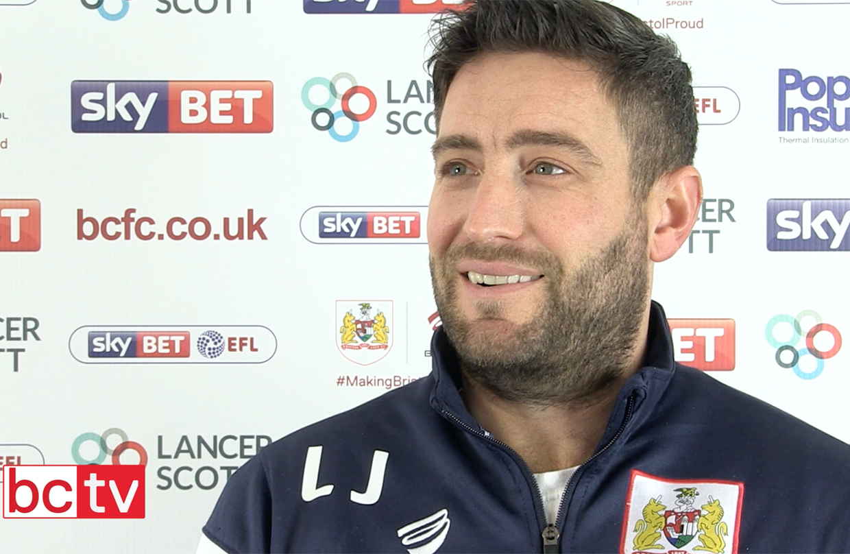 Video: Lee Johnson Pre-Cardiff City home thumbnail