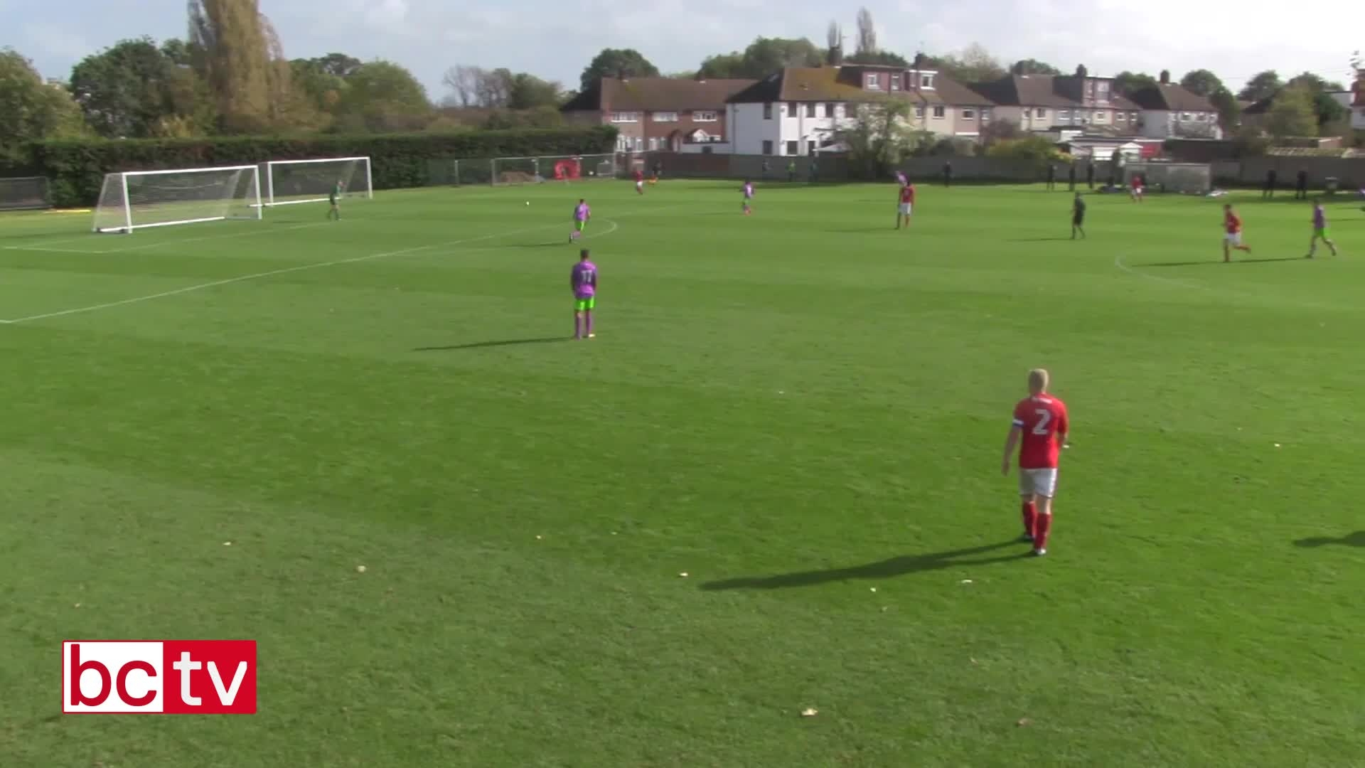Highlights: Charlton Althetic Under-18s 0-2 Bristol City Under-18s thumbnail