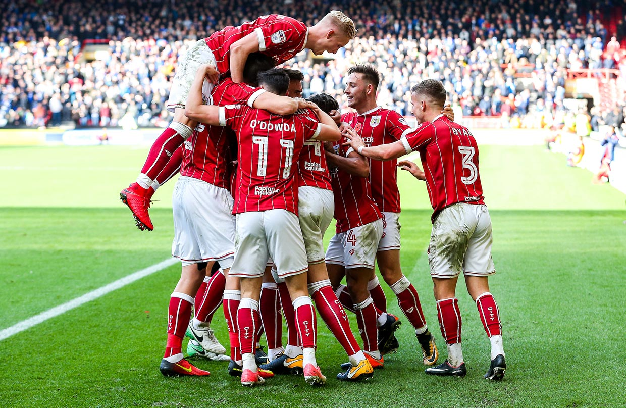 Extended: Bristol City 2-1 Cardiff City thumbnail