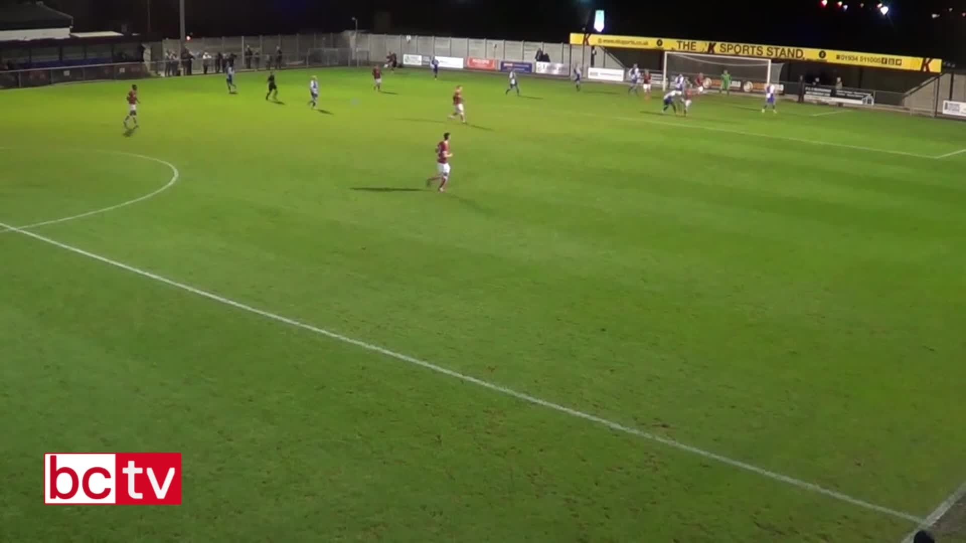 Highlights: Bristol City Under-23s 3-2 Bristol Rovers Under-23s thumbnail
