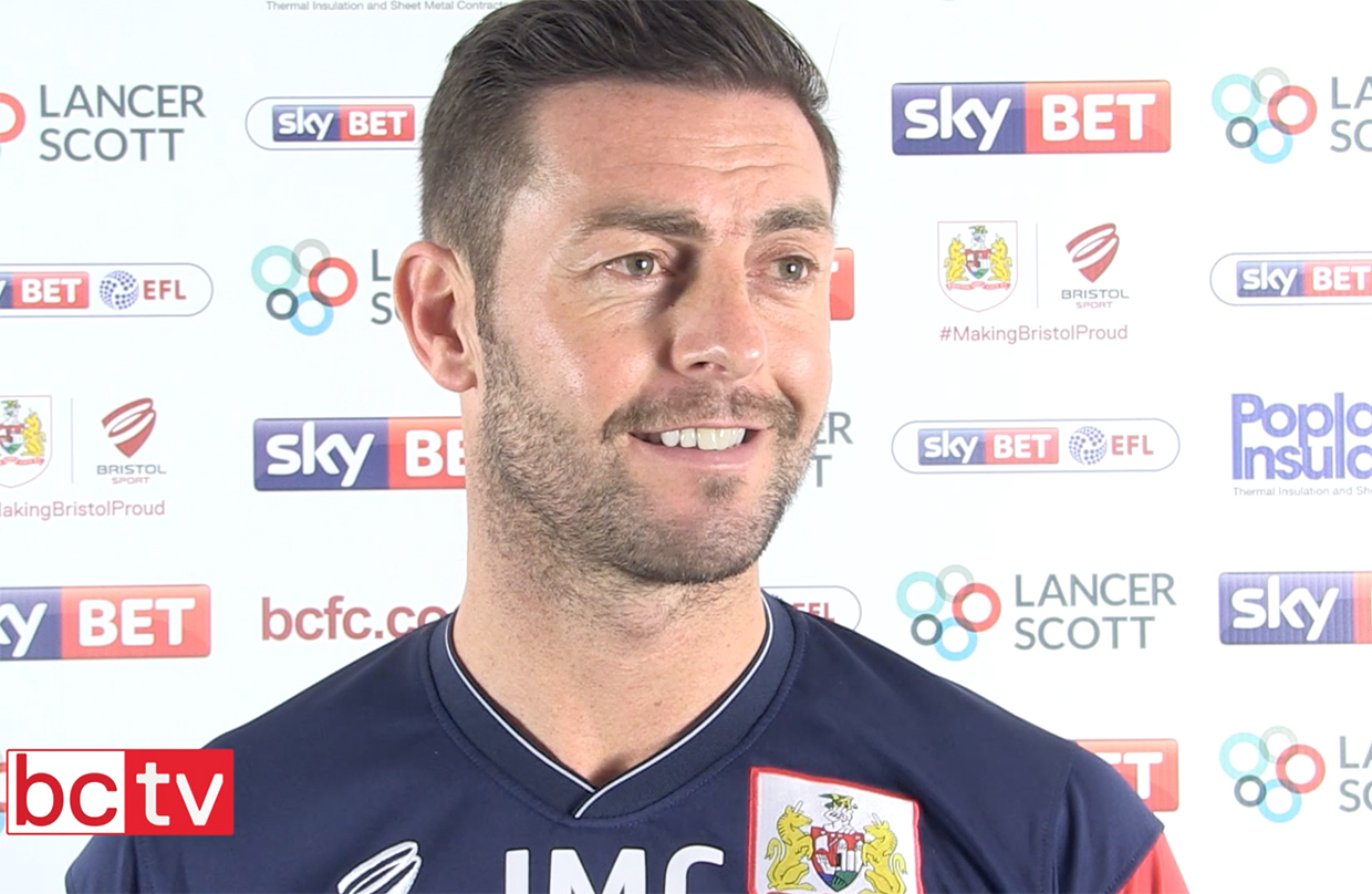 Video: Jamie McAllister Pre-Preston North End home thumbnail