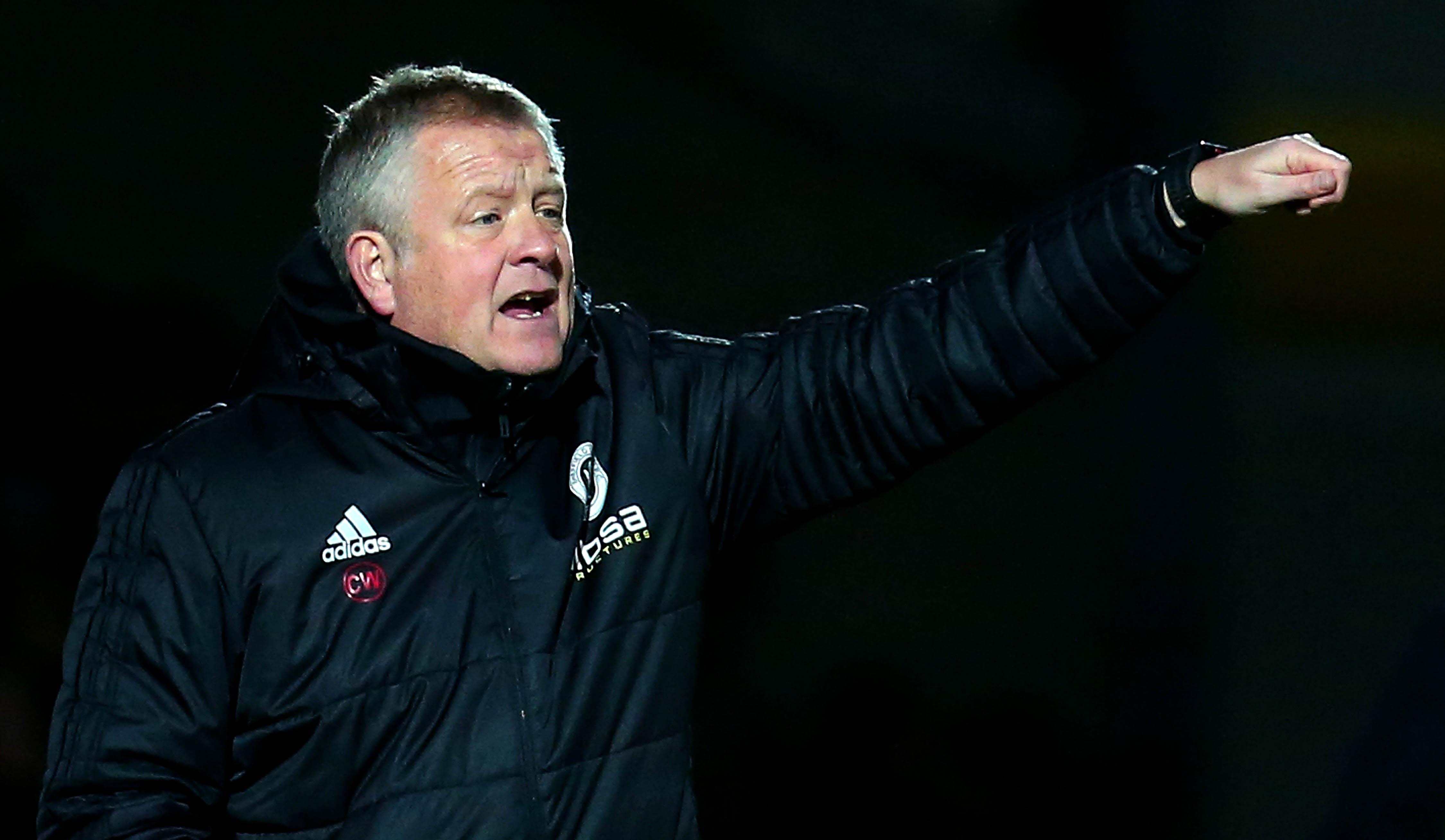 Wilder gets injury boost ahead of Bristol City clash