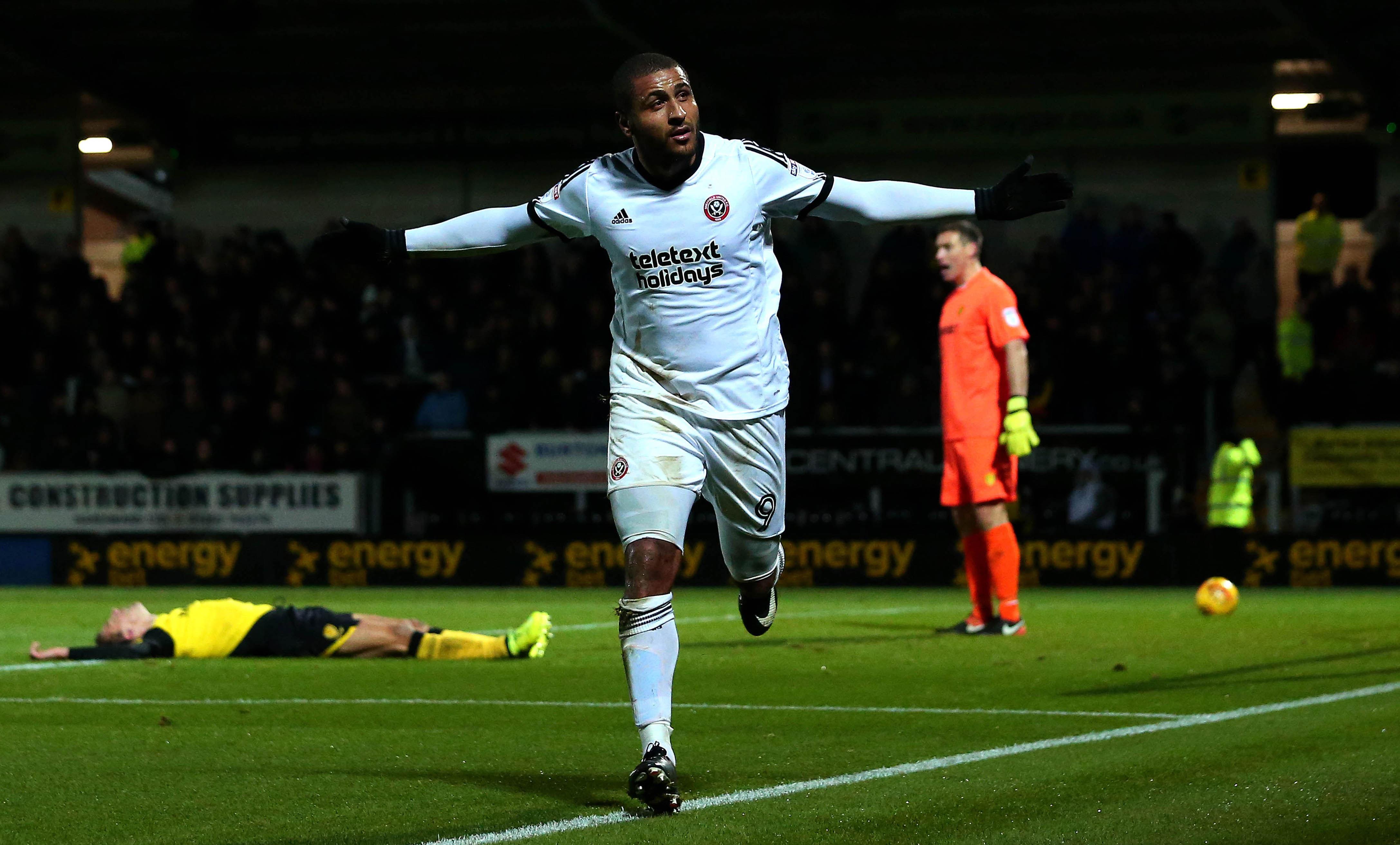 Late Adam Flint victor  sees Bristol City past Sheffield United
