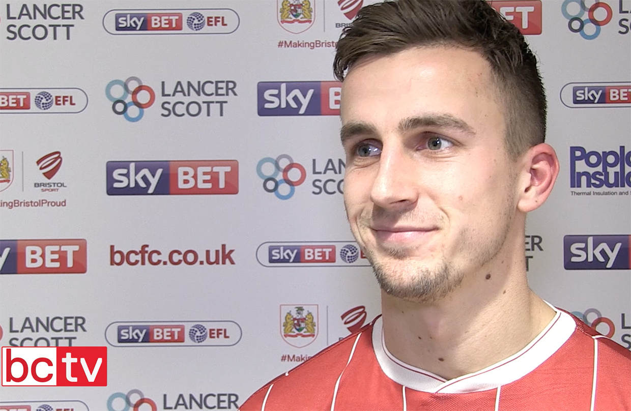 Video: Joe Bryan Post-Nottingham Forest home thumbnail