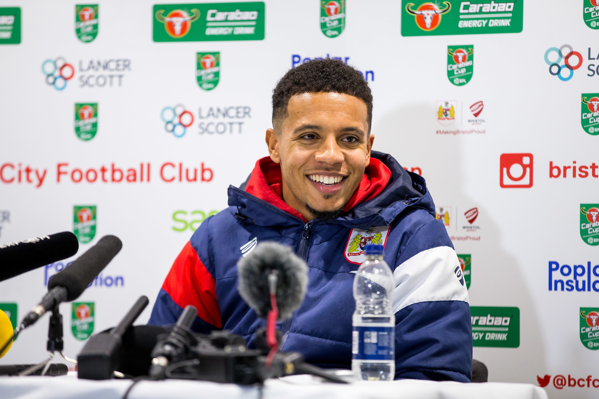 Audio: Korey Smith Pre-Manchester City away press conference thumbnail