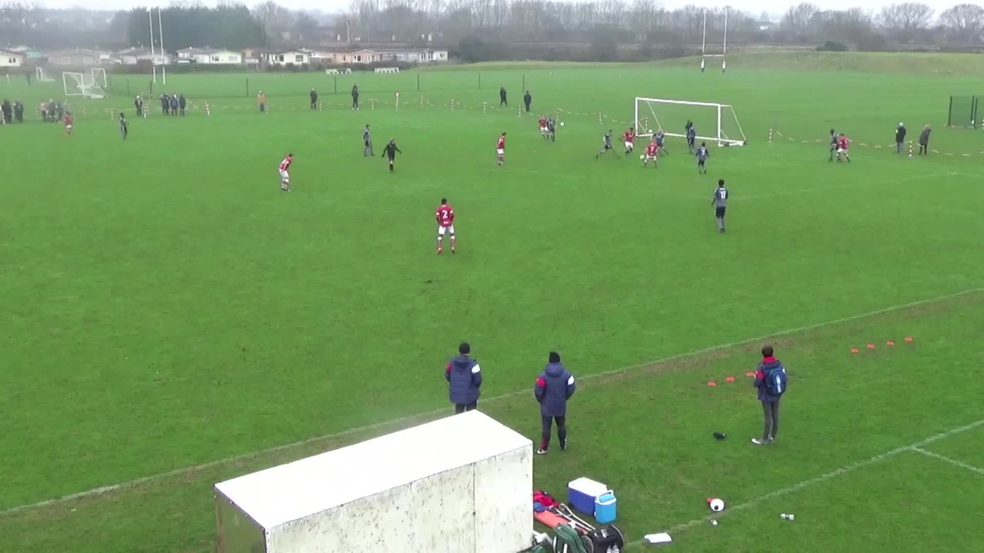 Highlights: Bristol City Under-18s 4-2 Charlton Athletic Under-18s thumbnail