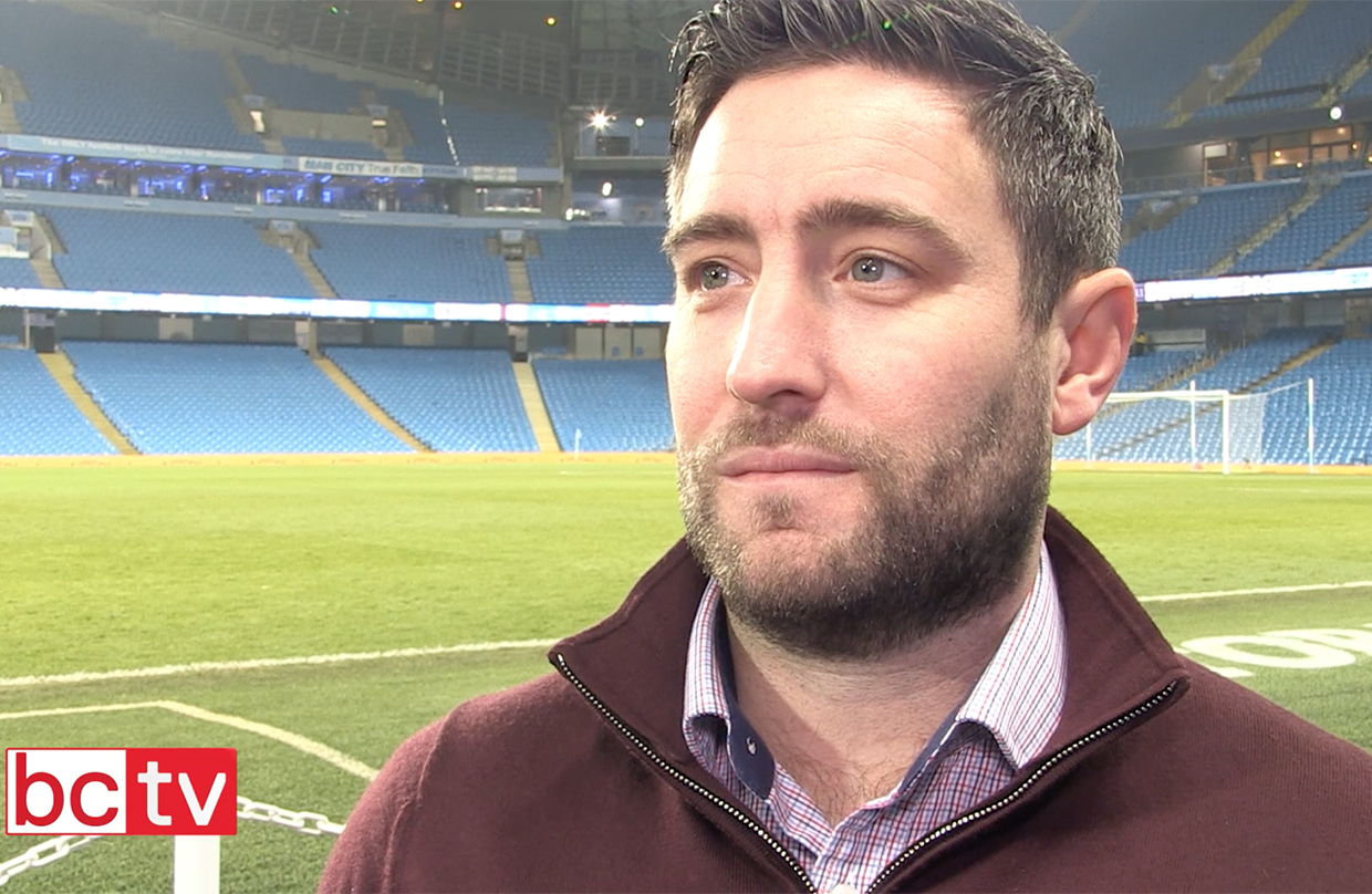 Video: Lee Johnson Post-Manchester City away thumbnail