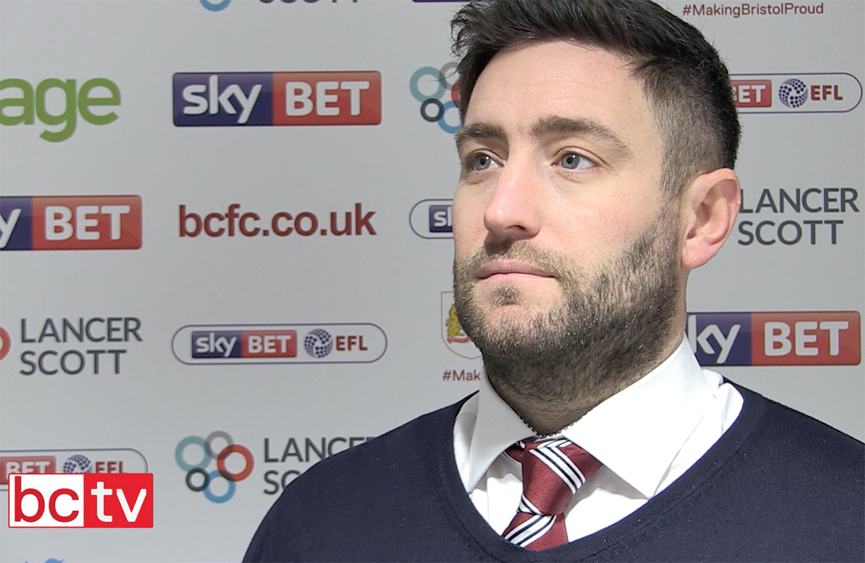 Video: Lee Johnson Post-Norwich City home  thumbnail