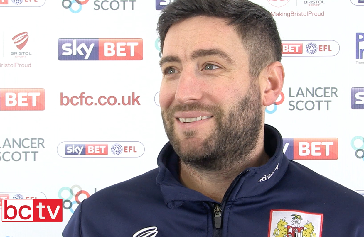 Video: Lee Johnson Pre-Derby County away thumbnail