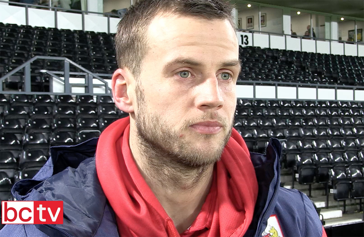 Video: Luke Steele Post-Derby County away thumbnail