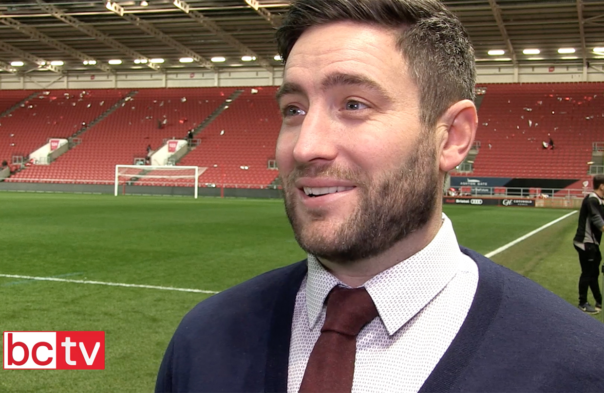 Video: Lee Johnson Post-Manchester City home thumbnail