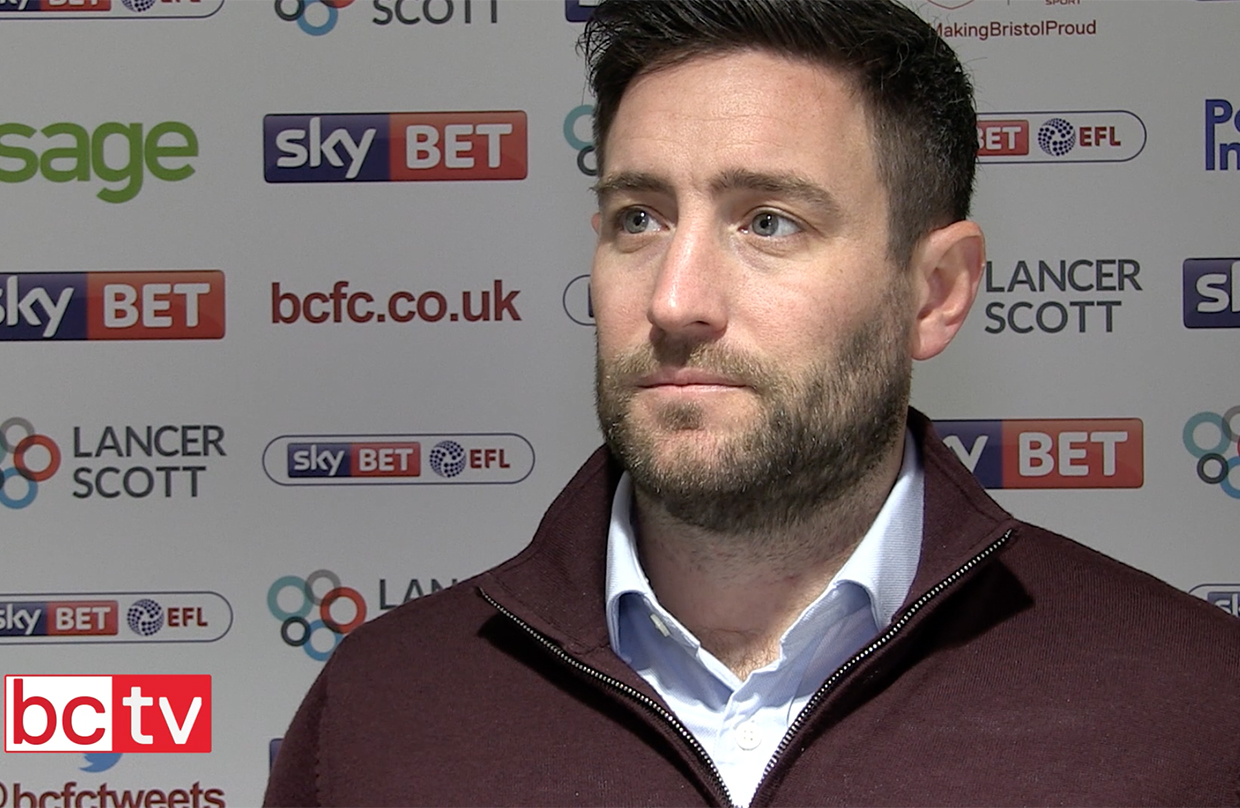 Video: Lee Johnson Post-Sunderland home thumbnail
