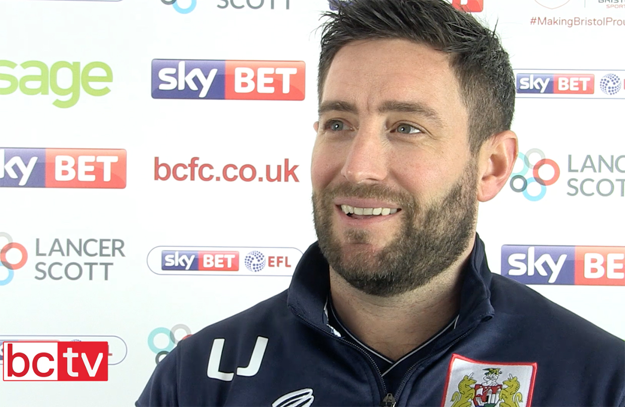 Video: Lee Johnson Pre-Cardiff City away thumbnail