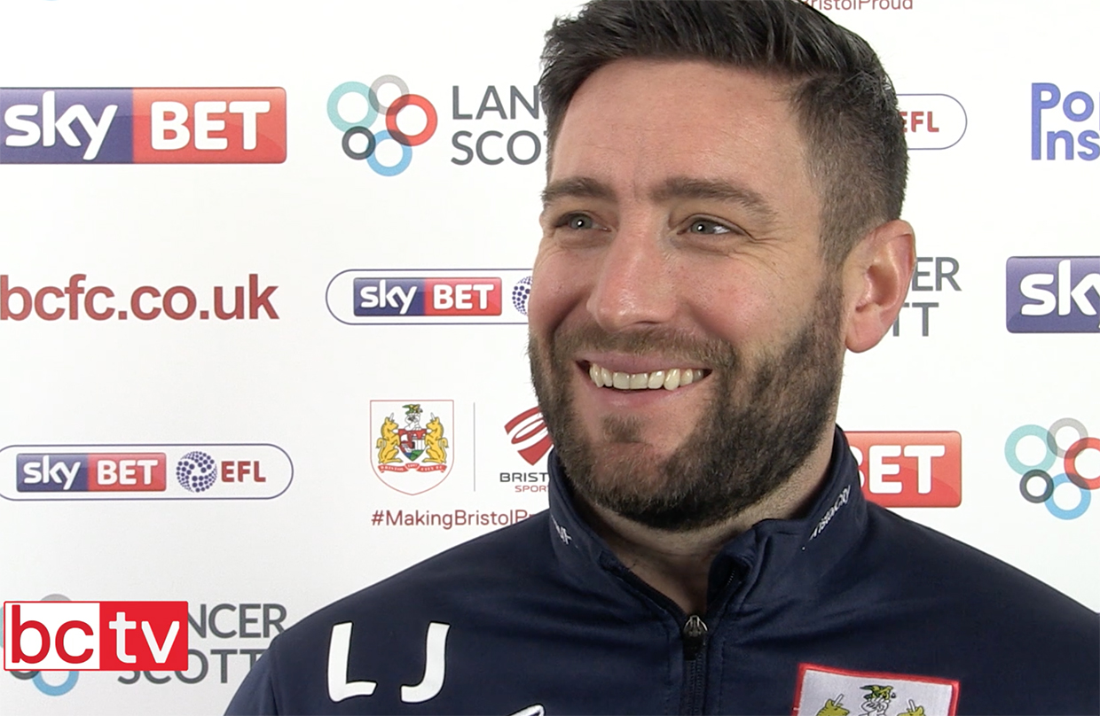 Video: Lee Johnson Pre-Sheffield Wednesday home thumbnail