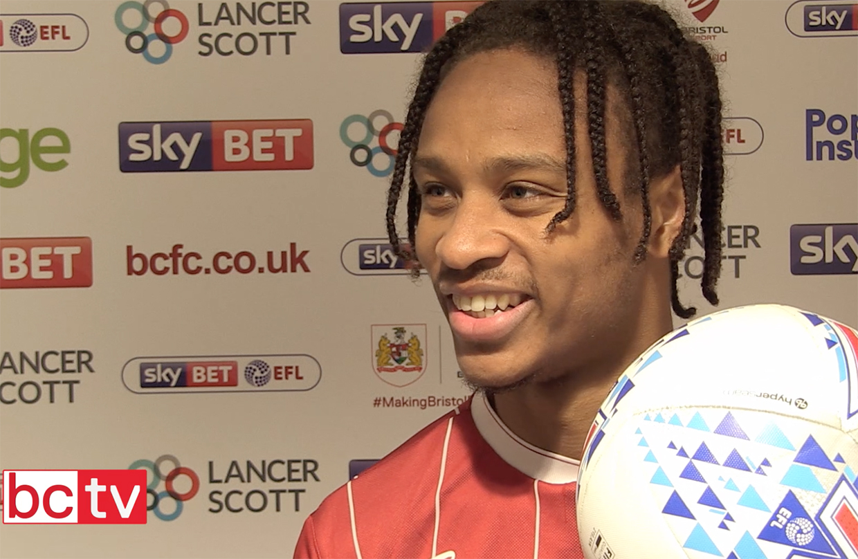 Video: Bobby Reid Post-Sheffield Wednesday home  thumbnail