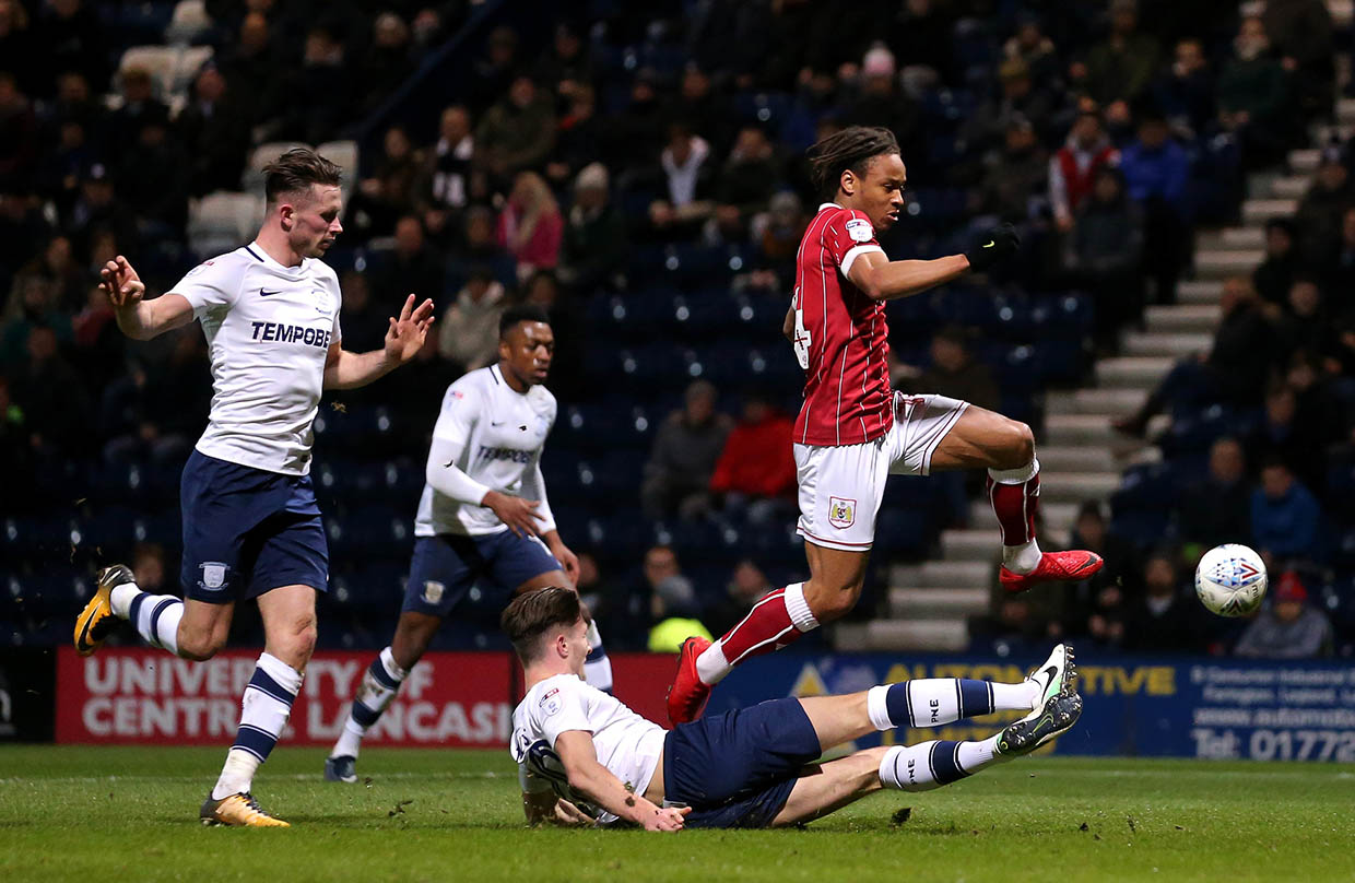 Extended: Preston North End 2-1 Bristol City thumbnail