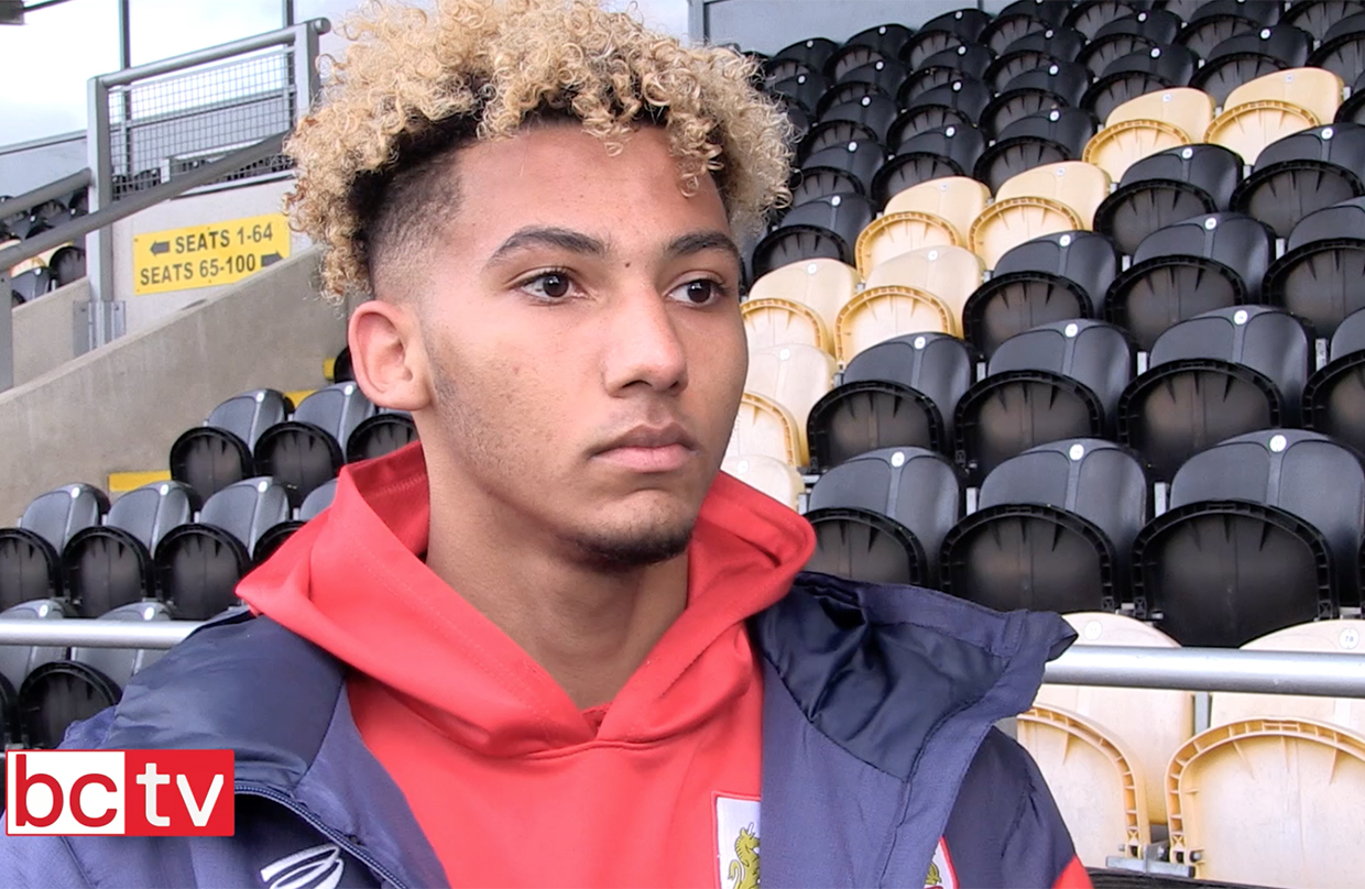 Video: Lloyd Kelly Post-Burton Albion away thumbnail